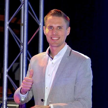 DJ Niels van Veen