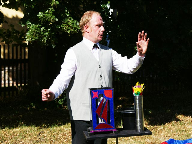 René,s Zaubershow